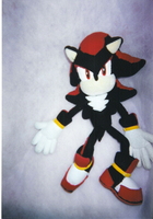 Shadow The HedgeHog by ShadowStanEnvy