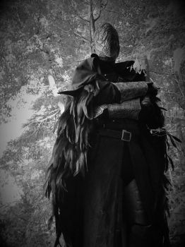 The Bloody Crow of Cainhurst by WalriderCosplay