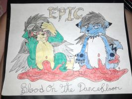 BloodBrothers! Epic! by Kkwolfie123