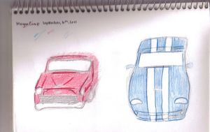 Cars by wasabieater
