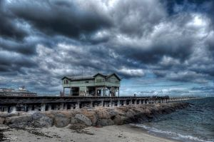 St Kilda Beach HDR by DanielleMiner