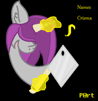 Introducing Crisma! by JackNappier