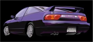 Nissan 180SX Type X v1.1 by raptorclans