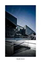 Outside BMW Welt 1 by FelixTo