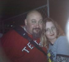 Me and Chris from BFS WOOT YAY by SailorStarMiracle
