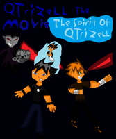 QTrizell the movie The spirit of QTrizell by gladiatorcompany15