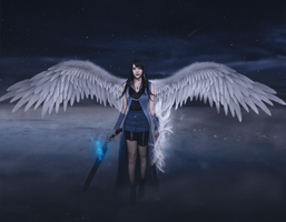 Dead Fantasy - Rinoa Heartilly by Crimson-Shad