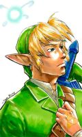 Link and Navi by invertings