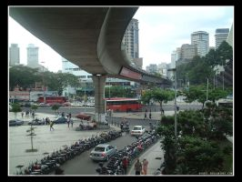 Underpass by ashrel