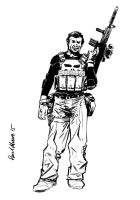 Punisher II by Paul-Moore