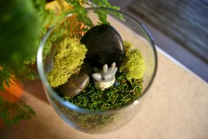 My Neighbor Totoro Terrarium by MaForet