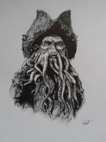 Davy Jones by NinetHB
