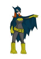 Silver Age Batgirl by jaycubed