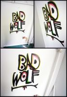 Bad Wolf by Fruits-and-Spears