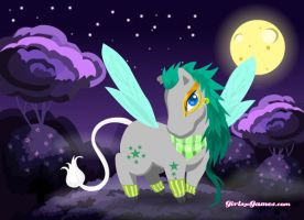 Pixie Race Pony Adopt FREE (OPEN) by blackshuck5adopts