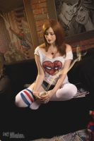 Mary Jane Watson by mcolon93