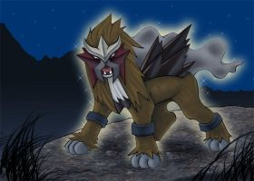 EnTei by xav90