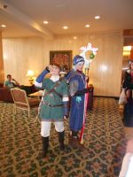 Anime North 2012 - LoZ and .Hack// by TehTig3r