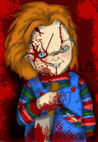 Chucky's Bloody Massacre by Laquyn