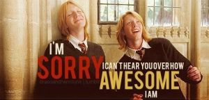 Fred and George Weasley are AWESOME by ZoeyRedbirdHON