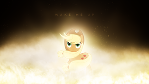 Wake Me Up! Applejack! by AdrianImpalaMata