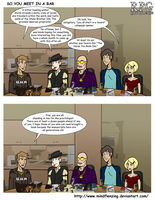 RPG So You Meet In A Bar by mindflenzing