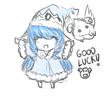 Goodluck by Atashia