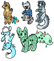 adopts - open PRICES LOWERED by CatFeed
