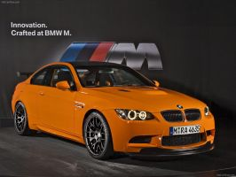 BMW M3 GTS 2011 by TheCarloos