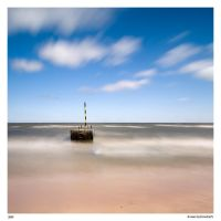 Beach in Sopot by Maciej-Koniuszy