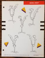 Road Runner Rotations by guibor