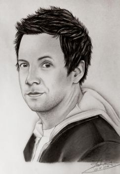 Pierre Bouvier by AshiMonster