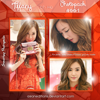 +Tiffany (SNSD) | Photopack #OO1 by AsianEditions