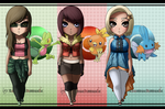 Hoenn Pokemon Trainer Adopt Auctions -CLOSED- by toomuchmusic
