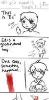 All you need is hugs p1 by Ryuuchan4