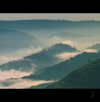 Morning in Kisoro by BaciuC