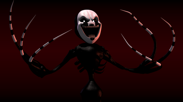 Nightmarionne V3 artwork because nobody uses it xd by AndyDatRaginPyro