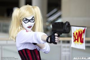 Harley Quinn 11 by thirdstop