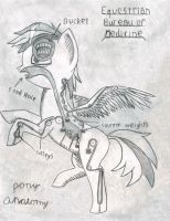 An Engineer's Pony by ClouseWalburg
