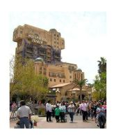 Greetings from Hollywood Tower by green-haiku
