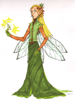 The Fairy King by LadyVentuswill