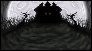 - Luigi's Haunted Home - by Kriskhan