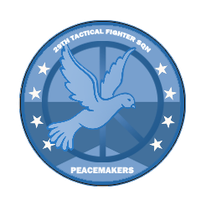 29th Tactical Fighter Squadron 'Peacemakers' by DEathgod65