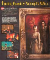 Clive Barker's Undying Inside Cover 1 by derrickthebarbaric