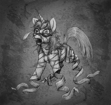 Unraveling by aisu-isme