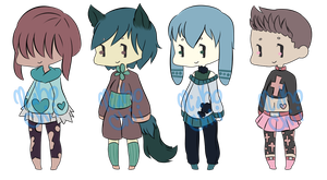 Simple Adopts .:CLOSED:. by TwelfthMoon