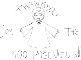100 pageviews by Shmikoprincess