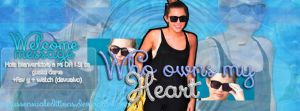 +Portada Who Owns My Heart by AgusSensualEditions