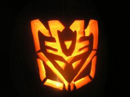 Deceptipumpkin by Beertree