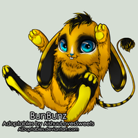 AishuuLovesSweets: Bumblebee by AiDoptables